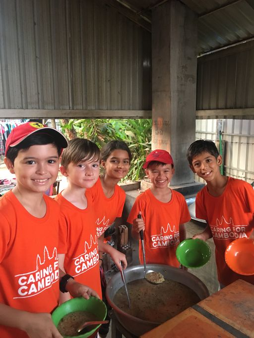 Celebrating Philanthropy with Caring for Cambodia