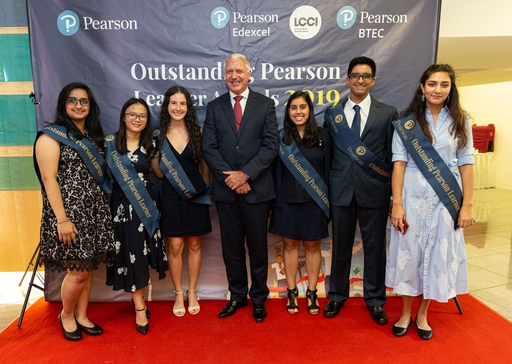 Magnificent Accomplishments Achieved in Pearson Outstanding Learner Awards