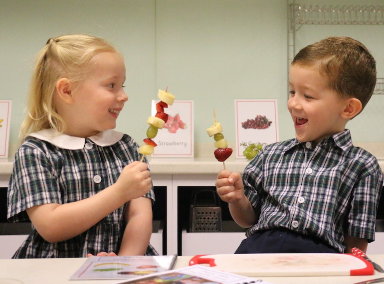 Tanglin Trust School shares expert tips on how to get the kids to eat better.